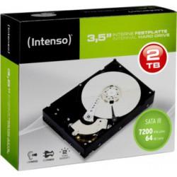 """Trdi disk 3.5"""" 2TB 7200rpm 64MB SATA3 Intenso 6513284"""