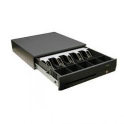 Predalnik za denar Posiflex CR4000, črn, POS priklop