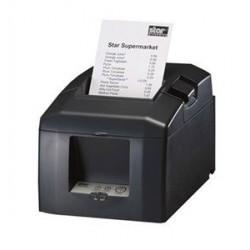 Blagajniški termalni tiskalnik STAR TSP-654D ČRN, SERIJSKI z nožem