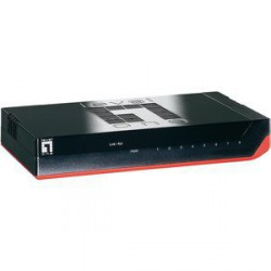 Stikalo (switch) 8 port 10/100/1000, LevelOne GSW-0807