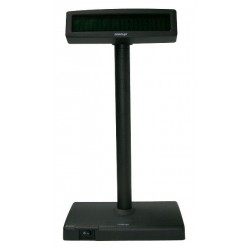 Prikazovalnik za stranke Posiflex PD-2600U-B, USB, črn