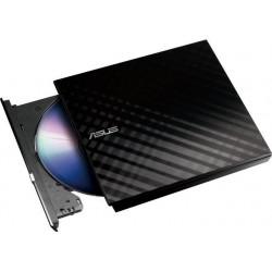 Zunanji DVD zapisovalnik Asus SDRW-08D2S-U LITE/BL slim, črn