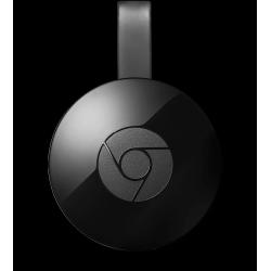 Google Chromecast 2. generacije, črn