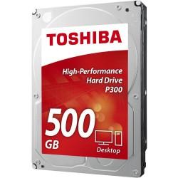 "Trdi disk 3.5"" 500GB 7200rpm 64MB SATA3 Toshiba HDWD105EZSTA"