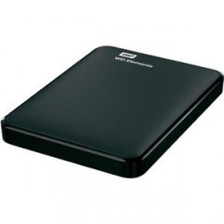 """Zunanji trdi disk 2.5"""" 2TB USB 3.0 WD Elements Portable, WDBU6Y0020BBK"""