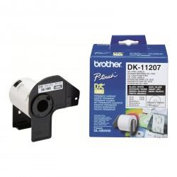 Nalepke za tiskalnik Brother CD/DVD DK-11207