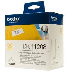 Nalepke za tiskalnik Brother DK-11208