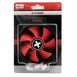 Hladilni ventilator za ohišje 92x92x25mm, Xilence RedWing
