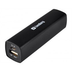 Prenosna baterija Powerbank Sandberg PowerBar Classic 2200 mAh, 420-24