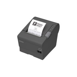 Blagajniški termalni tiskalnik EPSON TM-T88V serijski,USB, črn 852 (C31CA85042)