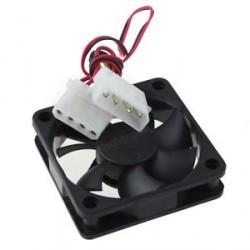 Hladilni ventilator za ohišje 60x60x15mm 12V molex