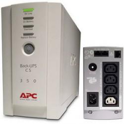 APC BK350EI Back-UPS 350VA
