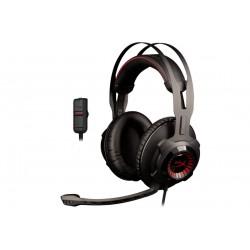 Slušalke z mikrofonom Kingston HyperX Cloud Revolver, črne (HX-HSCR-BK/EM)