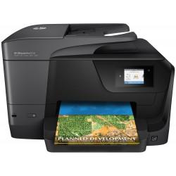 Multifunkcijski brizgalni tiskalnik HP OfficeJet Pro 8710 (D9L18A) + 953 BK