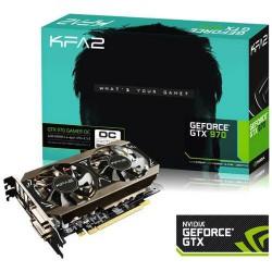 Grafična kartica GeForce GTX 970 Gamer OC 4096MB KFA2, PCIe