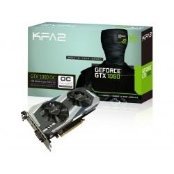 Grafična kartica GeForce GTX 1060 3GB OC KFA2 (60NNH7DSL9CK)