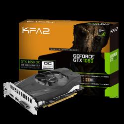 Grafična kartica GeForce GTX 1050 OC 2GB KFA2