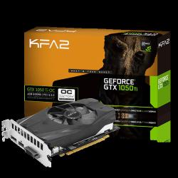 Grafična kartica GeForce GTX 1050 Ti 4GB OC KFA2