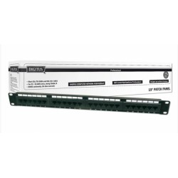 Razdelilni patch panel Cat.6 UTP 24-P Digitus