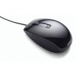 Miška USB laserska Dell, črna