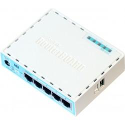 Usmerjevalnik 5xRJ45 10/100/1000 RB750Gr3 hEX Mikrotik