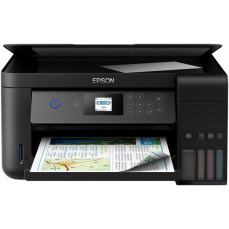 Multifunkcijski brizgalni tiskalnik EPSON EcoTank ITS L4160 (C11CG23401)