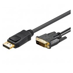 Kabel HDMI na DVI-D M/M 2m, Goobay