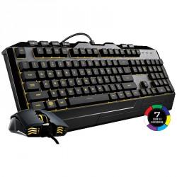 Tipkovnica in miška USB gaming Cooler Master Devastator 3 RGB, SLO tisk