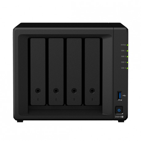 NAS Synology DiskStation DS-918+