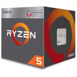 Procesor AMD Ryzen 5 2400G AM4, priložen Wraith Stealth hladilnik