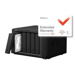 NAS Synology DiskStation DS1517 s 5 letno garancijo