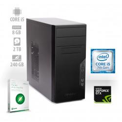 Osebni računalnik ANNI GAMER Advanced / i5-7500 / GTX 1060-3 / SSD
