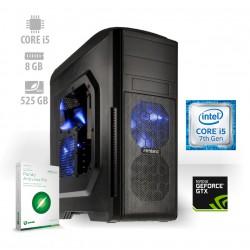 Osebni računalnik ANNI GAMER Advanced / i5-7600K / GTX 1060-6 / SSD / PF7G