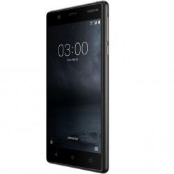 Pametni telefon Nokia 3 Dual SIM, črn