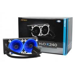 Vodno hlajenje za procesor Antec Kuhler H20 K240