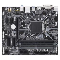Matična plošča GIGABYTE Z370M DS3H, LGA1151, DDR4, mATX