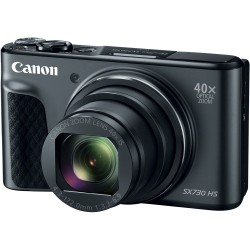 Digitalni kompaktni fotoaparat CANON SX730 HS črne barve (1791C002AA)