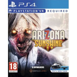Igra Arizona Sunshine za Playstation PS4