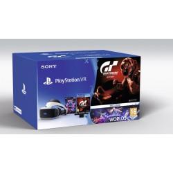 Igralna konzola Sony PlayStation 4 VR + PS4 GT Sport/VR Worlds + PS4 kamera