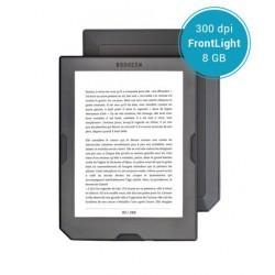 E-bralnik Bookeen Cybook Muse HD črn, CYBFT6F-BK