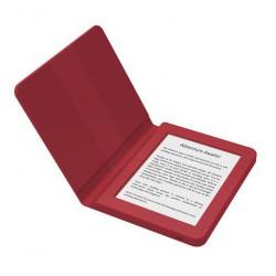 E-bralnik Bookeen Saga rdeč, CYBSB2F-BX