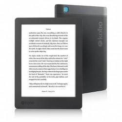 E-bralnik Kobo Aura H2O 2nd EDITION črn, N867-KU-BK-K-EP