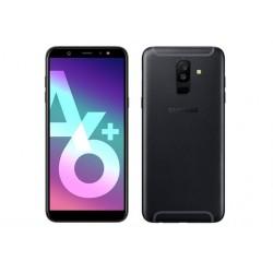Pametni telefon Samsung Galaxy A6+ DS 32GB, črn