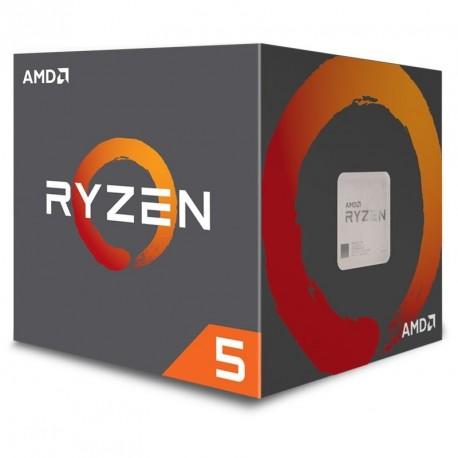 Procesor AMD Ryzen 5 2600, Wraith Stealth hladilnik
