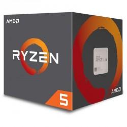 Procesor AMD Ryzen 5 2600X Wraith Spire hladilnik