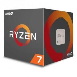 Procesor AMD Ryzen 7 2700X Wraith Prism hladilnik
