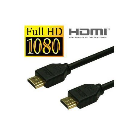 Kabel HDMI - HDMI 5m, ethernet