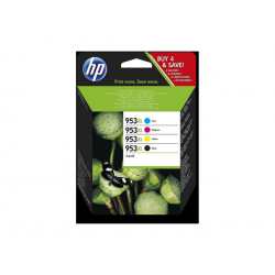 Komplet črnil HP 953XL (3HZ52AE)