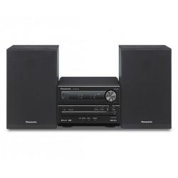 Glasbeni stolp Panasonic SC-PM250EC-S, srebrn