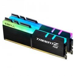 Pomnilnik DDR4 32GB (2x16GB) 3200 G.SKILL Trident Z RGB (F4-3200C14D-32GTZR)